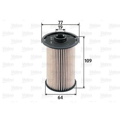 Filtr paliwa VALEO 587925 (3276425879256)