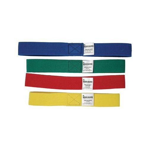 Taśma do rehabilitacji kostek moves ankleciser (różne kolory) marki Msd