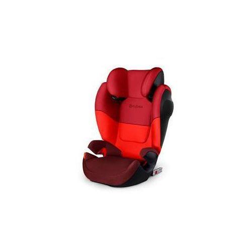 Cybex Fotel samochodowy solution m-fix sl 2018, 15-36kg, rumba red