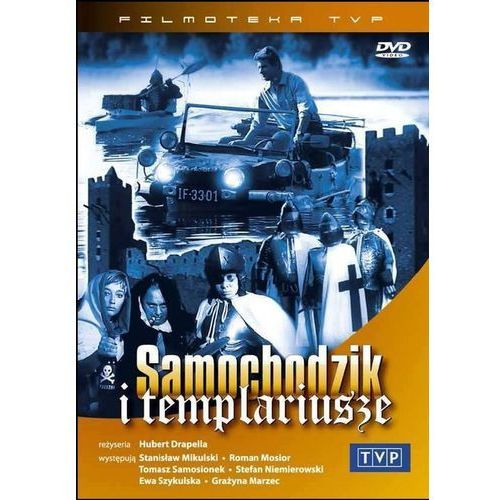 Pan Samochodzik I Templariusze - produkt z kategorii- Filmy polskie