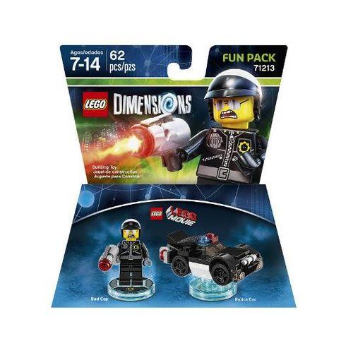 Lego dimensions - movie fun pack 71213 - bad cop marki Avalanche studios