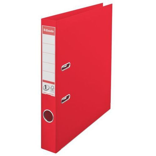 Segregator vivida no.1 power a4/50, czerwony 624072 marki Esselte