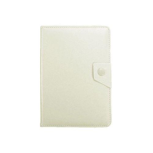 Uniwersalne etui do tabletów o przekątnej ekranu 7 cali - Biały, kolor biały