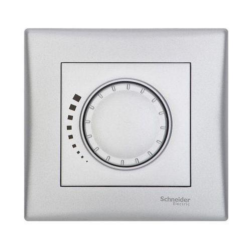 Schneider electric Ściemniacz przyciskowo-oborotowy sedna (8690495056150)