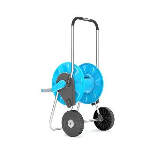 """Wózek na wąż ogrodowy 45m 1/2"""" Aluplus Cellfast (55-250) (5901828856884)"""
