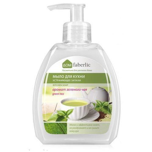 Faberlic - Mydło kuchenne neutralizujące zapachy, zielona herbata art. 11212, 01336
