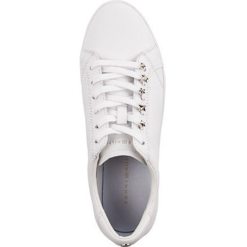 OKAZJA - Buty star jewel dress sne fw0fw03218-100 white marki Tommy hilfiger