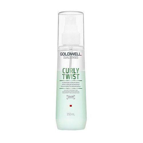 OKAZJA - Goldwell curly twist, nawilżający spray bez spłukiwania do włosów kręconych 150ml