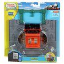 Mattel fisher price  zestaw startowy z kolejką diesel - take-n-play (y8759)
