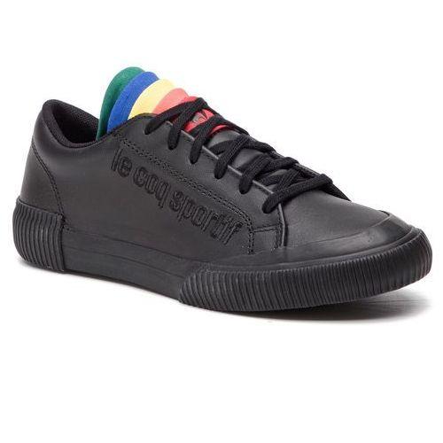 Sneakersy - dune w rainbow 1910493 triple black/multicolor marki Le coq sportif