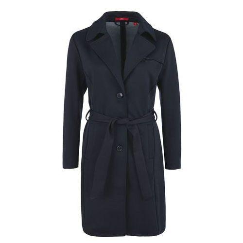 płaszcz damski 36 ciemny niebieski, S.oliver