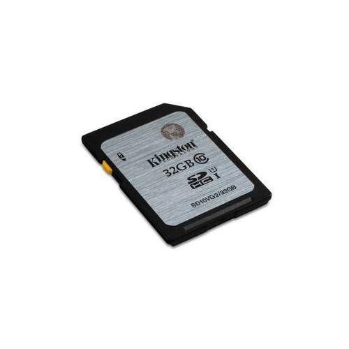 Karta pamięci Kingston SDHC 32GB UHS-I U1 (45R/10W) (SD10VG2/32GB)