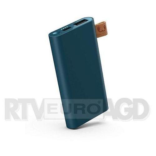 FRESH 'N REBEL POWERBANK 3000 MAH USB-C PETROL BLUE (8718734658146)