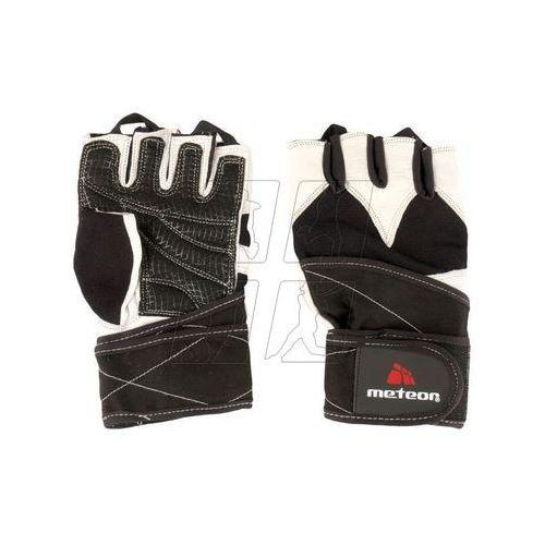 Meteor Rękawice kulturystyczne  grip 100 32005, kategoria: odzież fitness