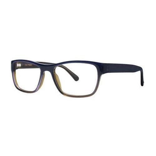 Zac posen Okulary korekcyjne jarrod bl