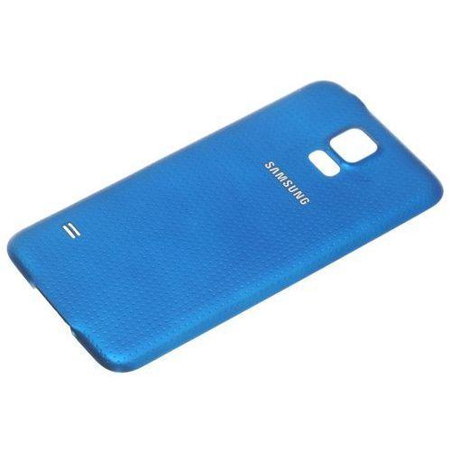 Klapka baterii galaxy s5 niebieski grade b - niebieski / blue \ grade b marki Samsung
