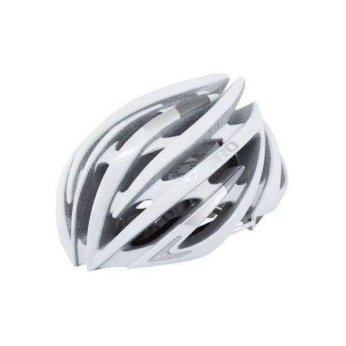 Giro aeon - kask rowerowy (biały, rozm. l)