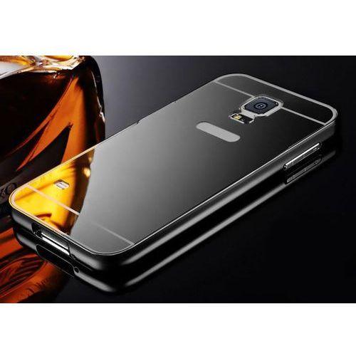 Mirror Bumper Metal Case Szary   Etui dla Samsung Galaxy S5 / S5 Neo, kolor szary