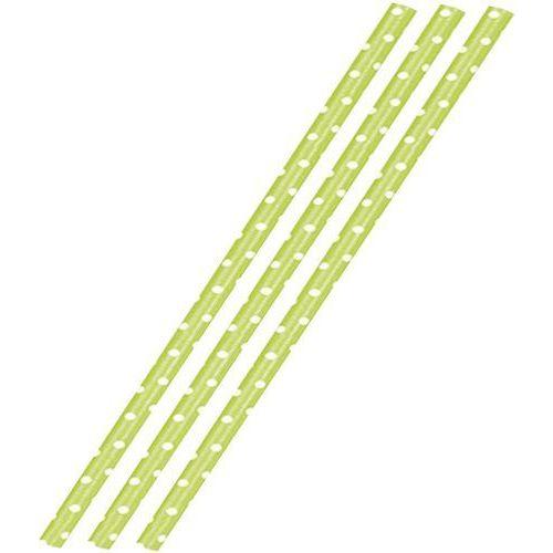 Słomki papierowe (36 sztuk) zielony marki Westmark