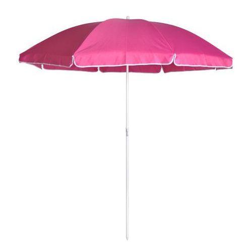 Parasol plażowy Curacao 180 cm różowy