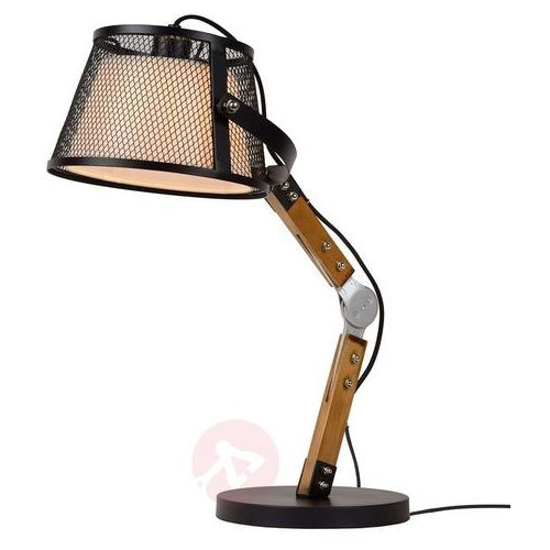 Lucide 20509/81/30 - Lampa stołowa ALDGATE 1xE27/40W/230V