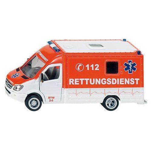 Siku Super karetka pogotowia z kategorii Ambulanse
