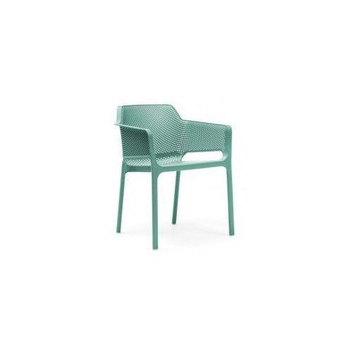 Krzesło Net miętowe