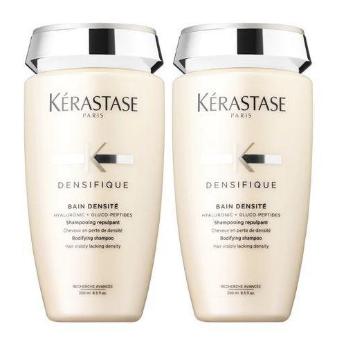 Kerastase densifique densite bain | zestaw: szampon zagęszczający włosy 2x250ml