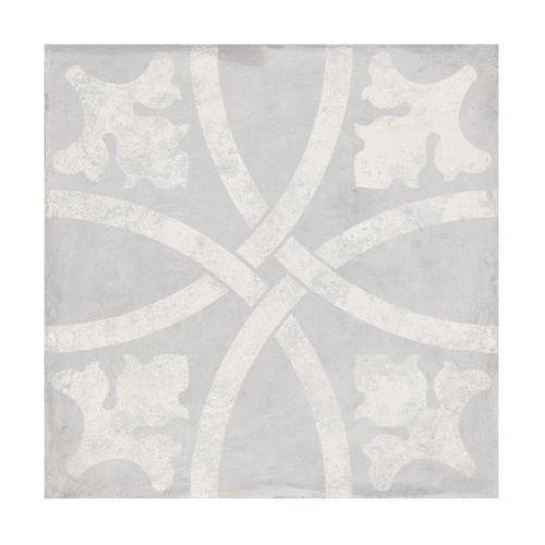 Gres szkliwiony triana lace gris 25 x 25 marki Ceramika pilch