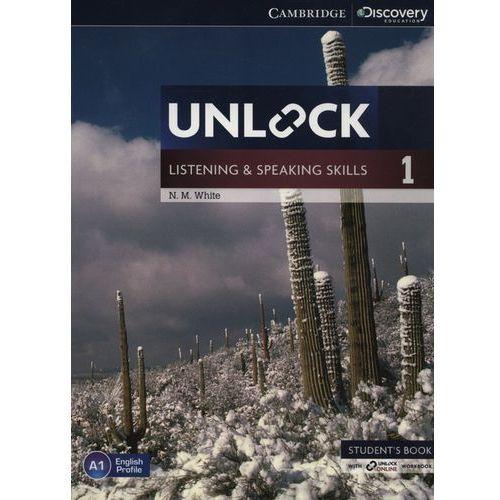 Unlock: Listening & Speaking Skills 1. Podręcznik + Online Workbook (2014)