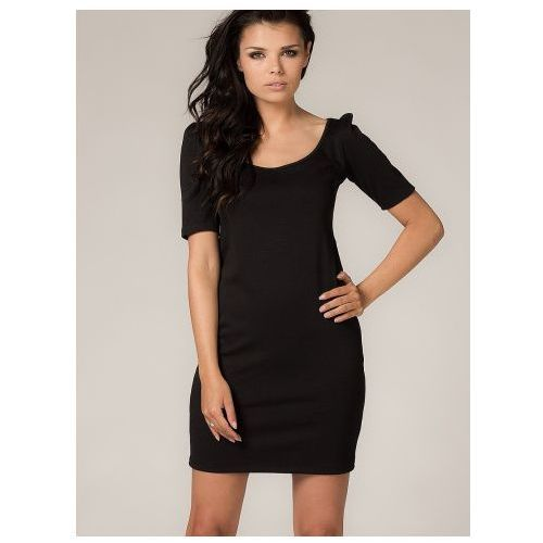 Sukienka sukienka model ewelina 2 black, Tessita