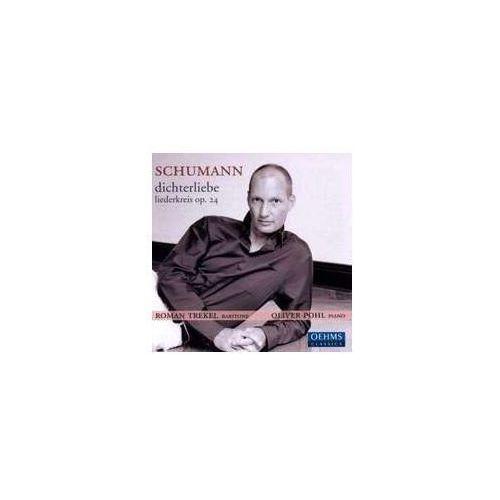 Dichterliebe Op. 48 / Funf Lieder Nach Heinrich Heine / Liederkreis Op. 24, No. 1 - 9, OC 571