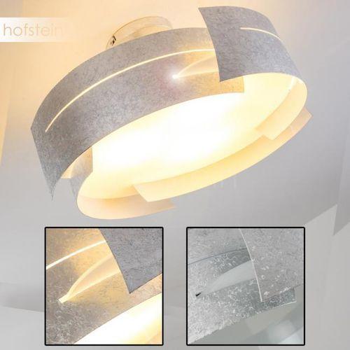 Novara lampa sufitowa srebrny, 3-punktowe - - nowoczesny/design - obszar wewnętrzny - novara - marki Hofstein