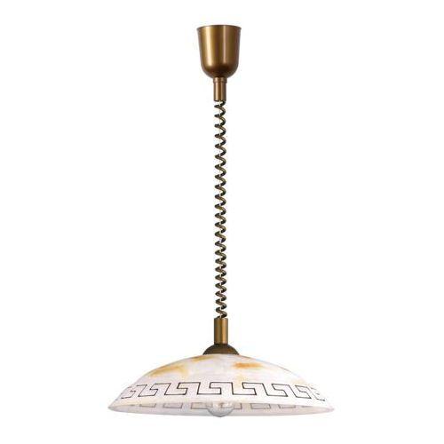 Lampa wisząca zwis Rabalux Etrusco 1x60W E27 brąz 7640, 7640