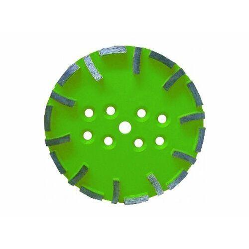 NORTON CLIPPER TARCZA DIAMENTOWA SZLIFIERSKA GARNKOWA GRD252 MEDIUM GREEN 250mm 40X10x10 do SZLIFIERKI NORTON CLIPPER CG252 - OFICJALNY DYSTRYBUTOR - AUTORYZOWANY DEALER NORTON CLIPPER (5450248372653)