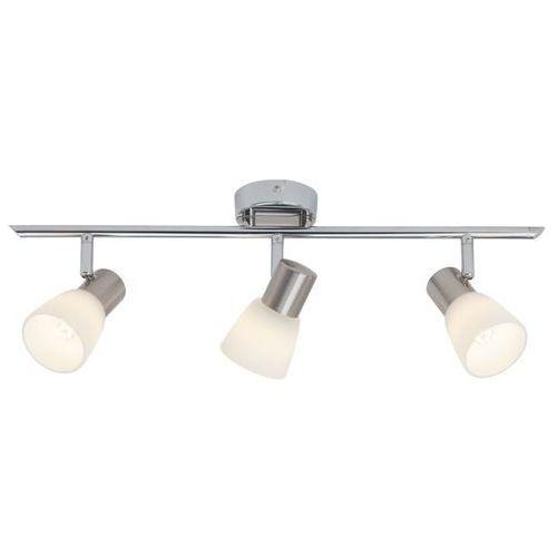 Lampa punktowa Brilliant G46116/77 E14, (DxSxW) 55 x 18 x 14 cm, stalowy