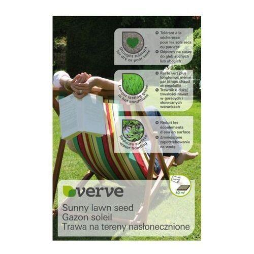 Trawa na tereny nasłonecznione 1,5 kg na 60 m2 marki Verve