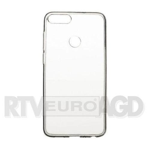 Winner WG Azzaro T/1,2mm Slim Case Huawei P Smart (przezroczysty) (8591194084072)
