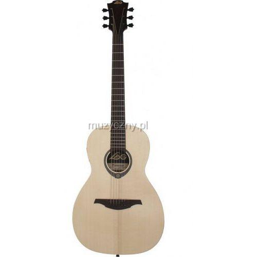 Lag  gla-t270 pe gitara elektroakustyczna tramontane parlor