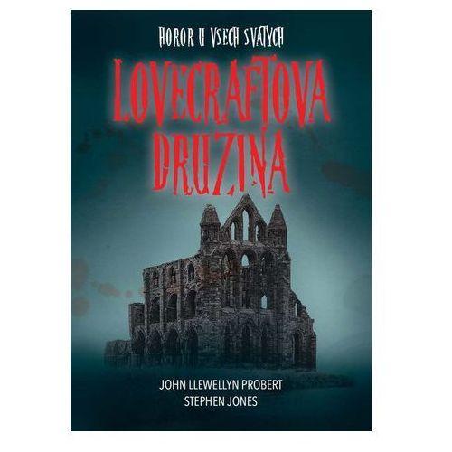 Lovecraftova družina: Horor u Všech svatých John Llewellyn Probert, Stephen Jones (9788075058089)