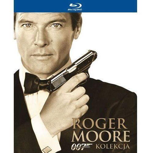 007 Roger Moore - Kolekcja 7-Dyskowe Wydanie (Blu-Ray) - John Glen