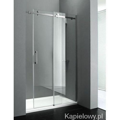 DRAGON drzwi prysznicowe do wnęki 140cm GD4614, GD4614
