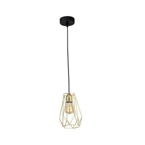 Tk lighting 2696 - żyrandol na lince lugo 1xe27/60w/230v