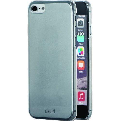 Etui AZURI do iPhone 7 (AZCOVIPH7-TRA) Przezroczysty