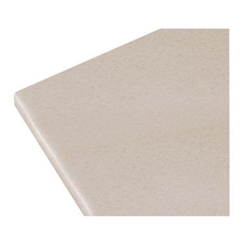 Blat laminowany 60 x 2,8 x 204,5 cm piasek antyczny marki Biuro styl