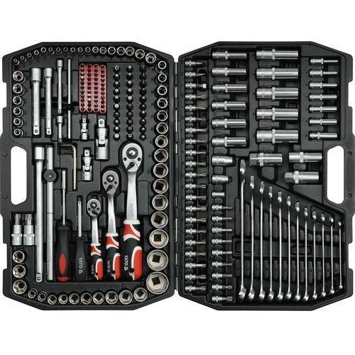 Yato Zestaw narzędziowy yt-3881 xxl (150 elementów) (5906083938849)