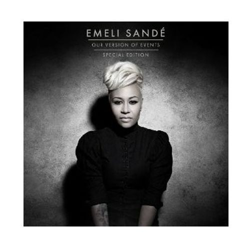 Universal music polska Emeli sande - our version of events (deluxe edition) (cd)