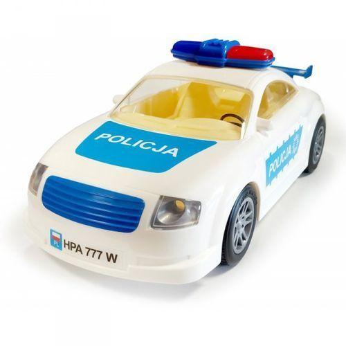 Wader quality toys Wader samochód policyjny radiowóz