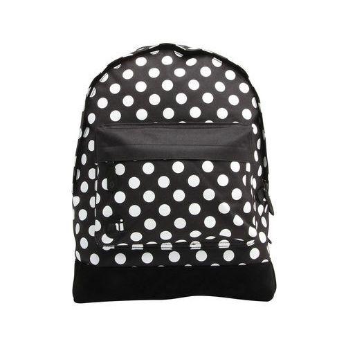 Mi-pac - plecak all polka black 17l