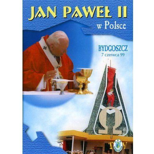 Jan Paweł II w Polsce 1999 r - BYDGOSZCZ - DVD